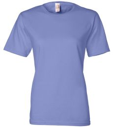 641 Anvil Ladies' Short Sleeve Scoop Neck T-Shirt