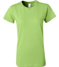 978 Anvil Ladies' Heavyweight Cotton Tee