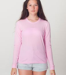2307 American Apparel Fine Jersey Long Sleeve Tee