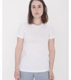 23215OW Ladies' Organic Fine Jersey Classic T-Shirt