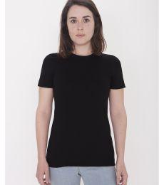 American Apparel 23215OW Ladies' Organic Fine Jersey Classic T-Shirt