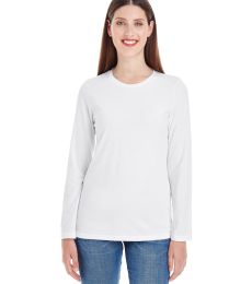 American Apparel 23337W Ladies' Fine Jersey Classic Long-Sleeve T-Shirt