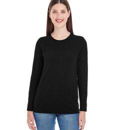 American Apparel 23337W Ladies' Fine Jersey Classic Long-Sleeve T-Shirt