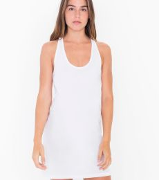 American Apparel 2335W Ladies' Fine Jersey Racerback Tank Dress