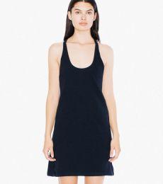 783f1fef003 American Apparel 2335W Ladies  Fine Jersey Racerback Tank Dress