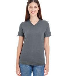 2356W Ladies' Fine Jersey Short Sleeve Classic V-Neck