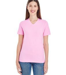 2356W Ladies' Fine Jersey Short Sleeve Classic V-Neck
