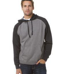 Independent Trading Co. - Raglan Hooded Pullover - IND40RP