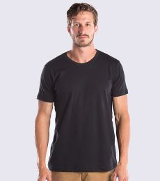 2400 US Blanks Adult Jersey Knit T-Shirt