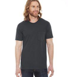 2406W Unisex Fine Jersey Pocket Short-Sleeve T-Shirt