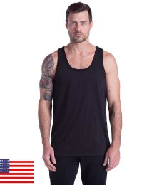 US Blanks US2408 /Unisex Poly/Cotton Tank