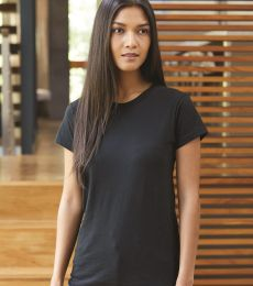 AA1072 Alternative Apparel Ladies Basic Crew