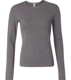 CANVAS 5001 Womens Long Sleeve T-shirt