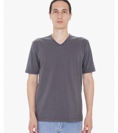 24321W Unisex Fine Jersey Short Sleeve Classic V-Neck