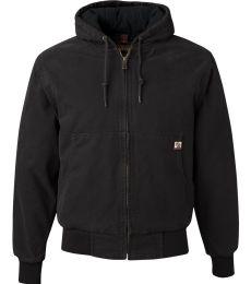 5020 DRI DUCK Hooded Boulder Jacket S - 6XL