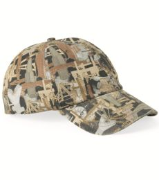 Kati OIL17 Unstructured Oilfield Camo Cap