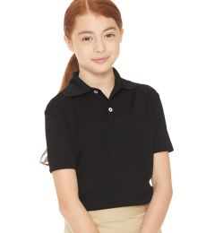 FeatherLite 4469 Youth Moisture Free Mesh Sport Shirt
