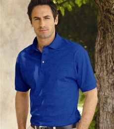 Jerzees J100 100% Cotton Jersey Polo