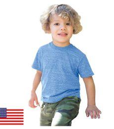 Toddler Tri-Blend Crewneck T-Shirt