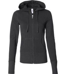 BELLA 7207 Ladies French Terry Zip-up Jacket