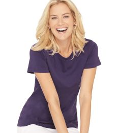 3516 LA T Ladies Longer Length T-Shirt