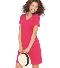 3522 LA T Ladies T-Shirt Dress