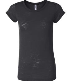 BELLA 8601 Womens Burnout T-shirt