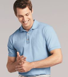 Gildan 3800 Ultra Cotton Pique Knit Sport Shirt