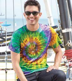 Dyenomite 200RP Ripple Pigment Dyed T-Shirt