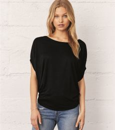 BELLA+CANVAS 8806 Womens Flowy Circle Top