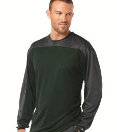 4159 Badger Defender Long Sleeve Tee
