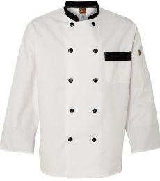 Augusta Sportswear 1535 Garnish Chef Coat