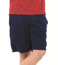 2119 Badger BadgerCore Pocketed Youth Short