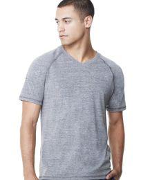 M1105 All Sport Men's Performance Triblend Short-Sleeve V-Neck T-Shirt