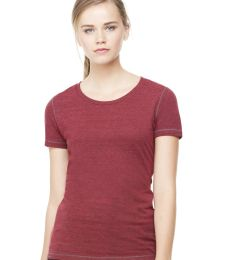 W1101 All Sport Ladies' Fitted Triblend T-Shirt