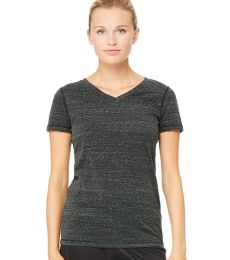 W1105 All Sport Ladies' Performance Triblend Short-Sleeve V-Neck T-Shirt