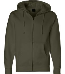 Independent Trading Co. - Full-Zip Hooded Sweatshirt - IND4000Z