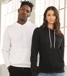 BELLA+CANVAS 3719 Unisex Cotton/Polyester Pullover Hoodie