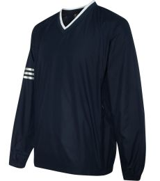 A147 adidas - ClimaProof® Colorblock V-Neck Windshirt