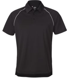 A82 adidas Golf Mens Piped Colorblock Polo