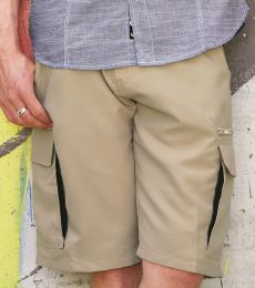 B9803 Burnside - Microfiber Shorts