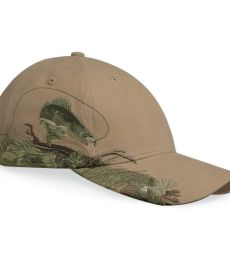 DRI DUCK 3269 Walleye Cap