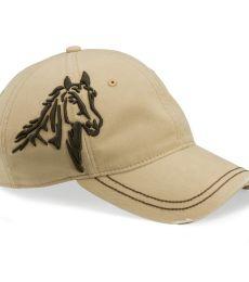 DRI DUCK 3323 3-D Horse Cap