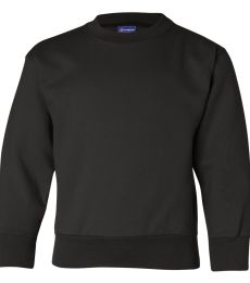 Champion S690 Double Dry Eco Youth Crewneck Sweatshirt