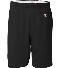 8187 Champion 6.3 oz. Ringspun Cotton Gym Shorts