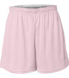CA33 Champion Logo Ladies Active Mesh Shorts