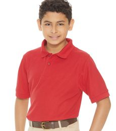 Sierra Pacific 3061 Youth Silky Smooth Pique Sport Shirt