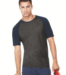 All Sport M1029 Performance Baseball Raglan Tee