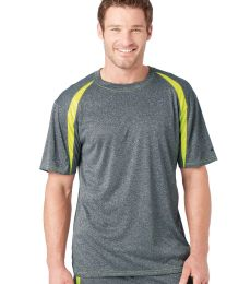 Badger 4340 Fusion Colorblock Performance T-Shirt