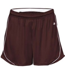 "4118 Badger Ladies' 3"" Inseam Pacer Performance Short"